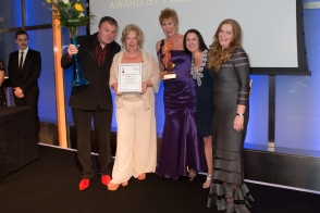 EXCELLENCE & OUTSTANDING AWARD: D'BRAZ OF BANSTEAD