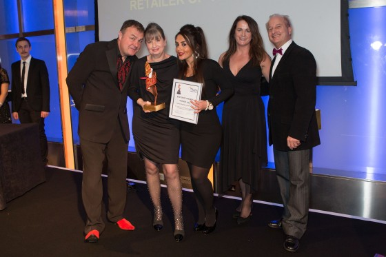 HOSIERY RETAILER OF THE YEAR: Fenwicks of Bond Street