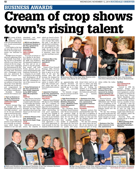 Winners_Rochdale_Business_Awards_2014