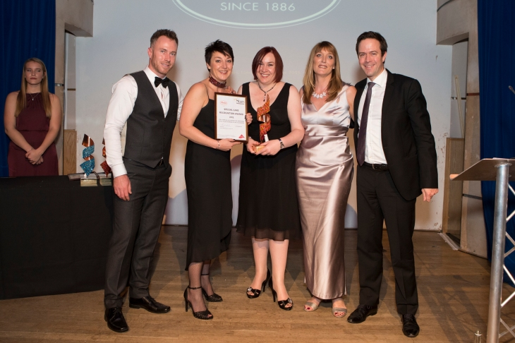 Special Care Recognition Award: Embrace
