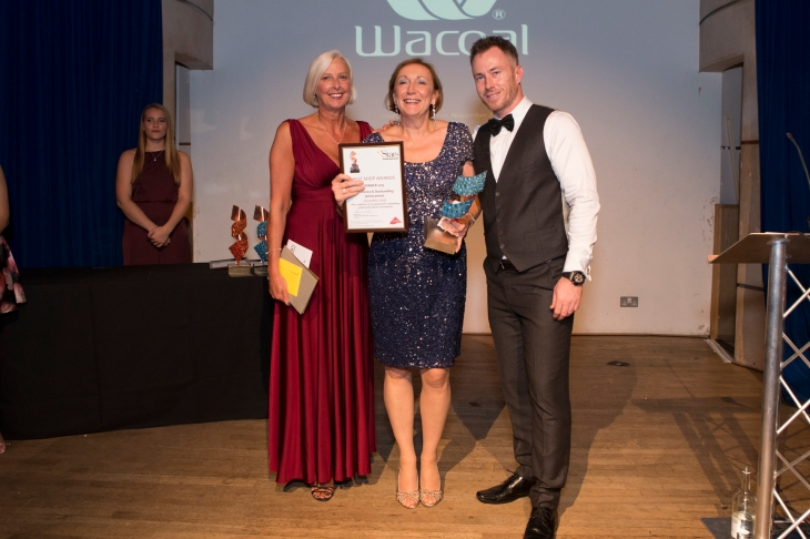 Excellence & Outstanding Achievement Award: Chantilly