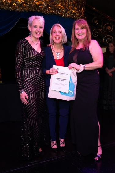 Personal Touch runner-up - Foundations of Nantwich