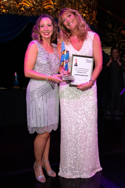 Industry Unsung Hero Award - Jemma Barnes, Anita UK