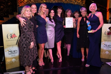 Supplier of the Year Award - Wacoal Europe
