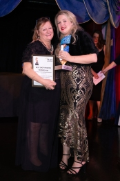 Excellence & Outstanding Achievement Award - Bellus Amor