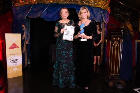 Unsung Hero Industry Award - Kathy Pearson (of Empreinte)