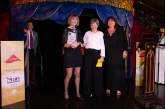 Pretty Polly Centennial Award - Winch & Blatch